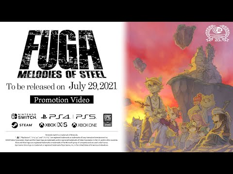 Fuga : Melodies of Steel - Official PV