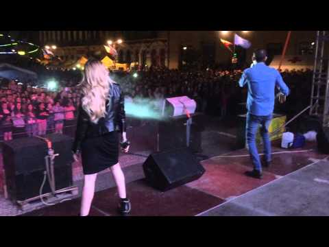 Akcent & Lidia Buble - Kamelia live in Romania