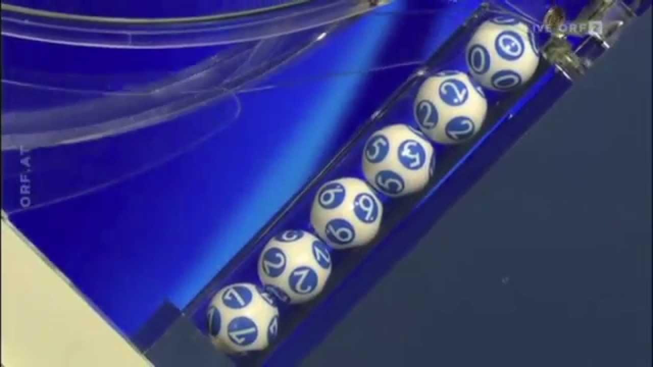 Lottoziehung Sonntag