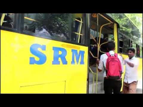 SRM  University Chennai troll video