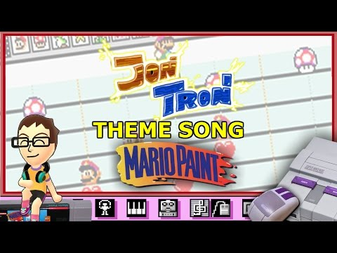 Mario Paint Songs | Know Your Meme