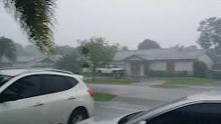 Irma starting in Lauderhill fl