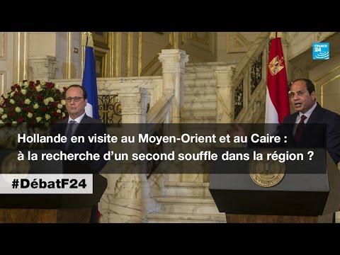 Quelle place la France occupe-t-elle au Moyen-Orient ? (partie 1)