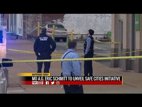 Missouri attorney general to unveil Safe Cities Initiative