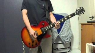 Avril Lavigne - Sk8er Boi guitar cover