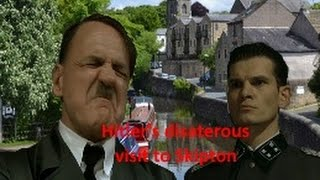 Hitler's disastrous visit to Skipton