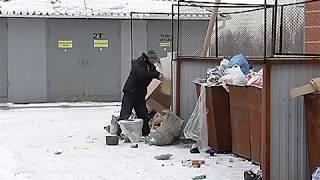 Чистое начало: мусорная реформа в Хакасии