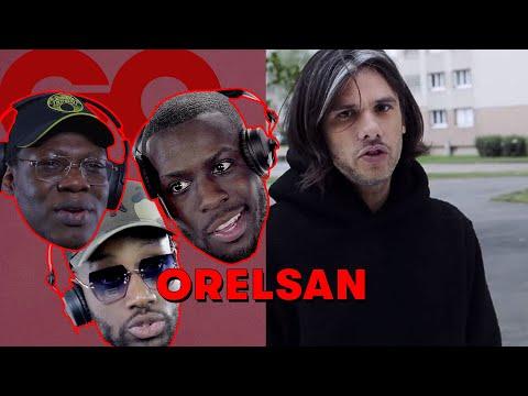 Youtube: Orelsan jugé par le rap français (Rilès, Doums, Chilla, Bramsito et Fif Tobossi) | GQ