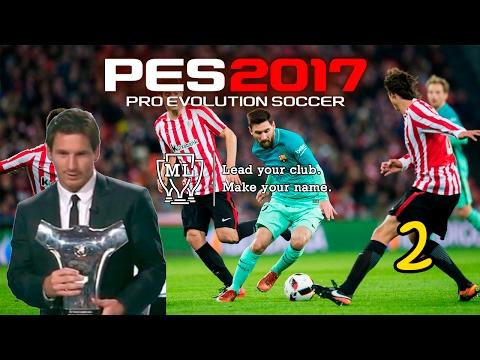 Pes 2017 (PC) II LM #2 II FC BARCELONA II ARRANCA LA LIGA