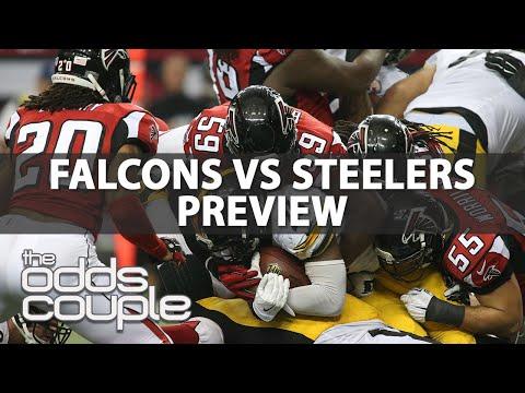 Atlanta Falcons vs Pittsburgh Steelers | NFL Preseason Week 2 Pick