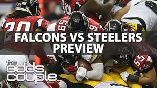 Atlanta Falcons vs Pittsburgh Steelers   NFL Preseason Week 2 Pick