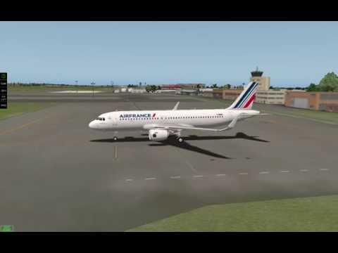 FULL FLIGHT:A320neo from TOULOUSE TO BIARRITZ (LFBO-LFBZ,cold and dark)