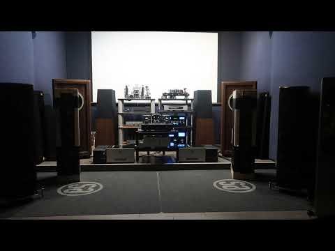 Magico Q3 @ McIntosh MC302 @ Mcintosh C52 @  SoundProLab