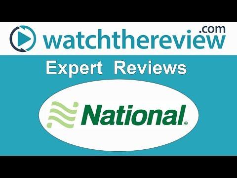 National Car Rental Review - Rental Car Services