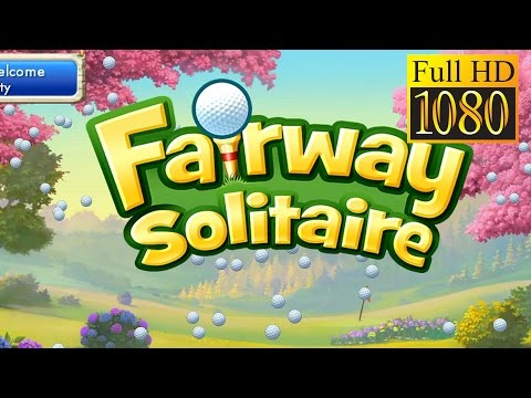 Fairway Solitaire Game Review 1080p Official Big Fish Games Card