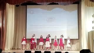 """Детский театр песни """"Большая перемена"""" Ретро-МИХ"""