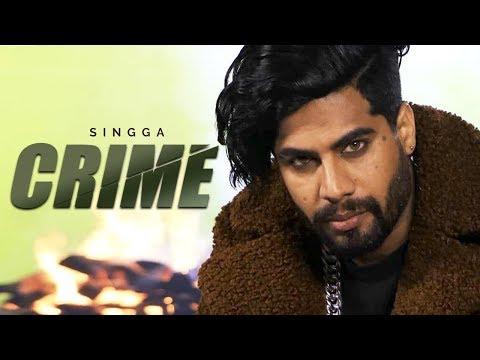 Crime - Singga | New Punjabi Song 2019 | Latest Punjabi Songs 2019 | Punjabi Music | Gabruu