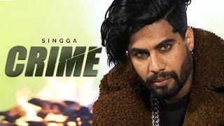 Crime Singga New Punjabi Song 2019 Latest Punjabi Songs 2019 Punjabi Music Gabruu