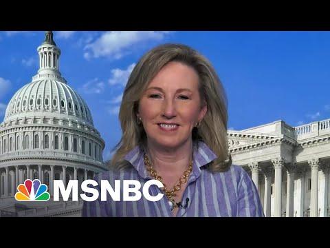 Barbara Comstock Speaks Urgency Of Subpoenas To Investigate 1/6
