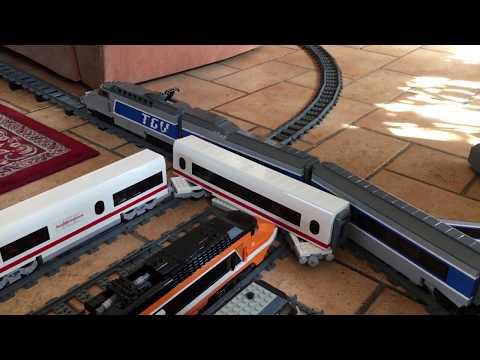 LEGO TGV and