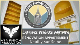 L'incroyable Rénovation d'un appartement par APP - VINRECH PRODUCTION