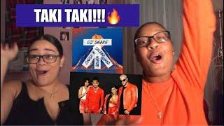 DJ Snake - Taki Taki ft. Selena Gomez, Ozuna, Cardi B (REACTION)