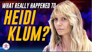 Why Is Heidi Klum Missing On America's Got Talent? Here's The Real FULL Story!