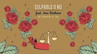 La Explosiva Banda de Maza - Culpable O No (feat. Ana Bárbara) [Lyric Video]