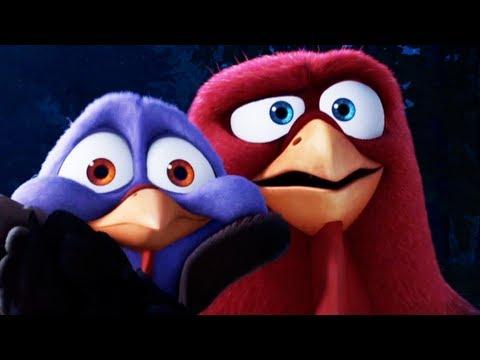Free Birds Trailer 2013 Owen Wilson Movie - Official [HD]