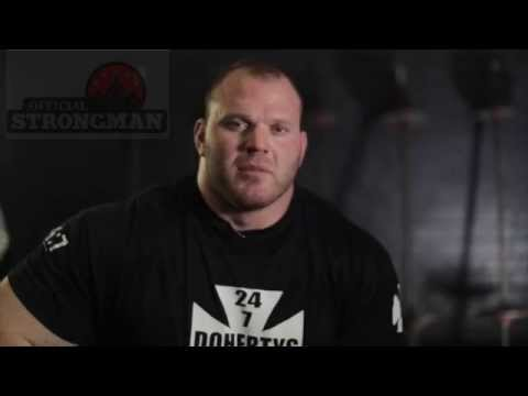 Official Strongman back in 2013 - Derek Poundstone/Behind ...Derek Poundstone Age