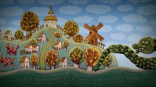 Сказки - Мультики для детей | Гора самоцветов - Егорий Храбрый. Русская сказка