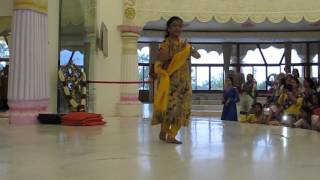 +Nature movements表演舞Saraswati