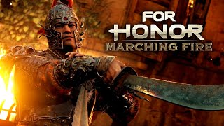 For Honor: Marching Fire - Official Breach Trailer | Ubisoft E3 2018