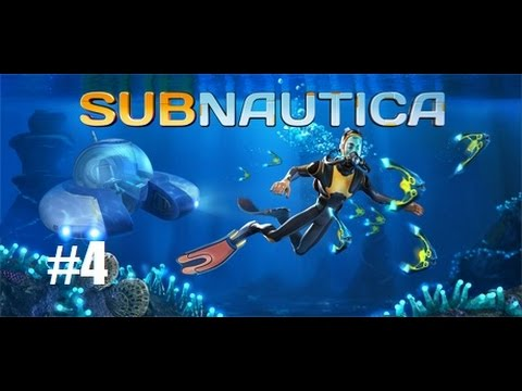 Subnautica - Part 4 - Solar Power!