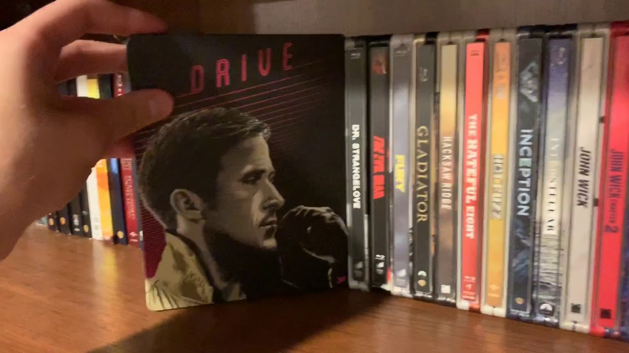 Download Blu-Ray Collection - 2020