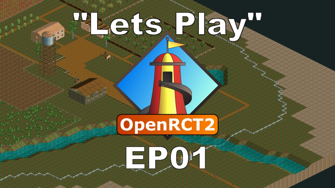OpenRTC2 - Free Tycoon Game Open Source RollerCoaster Tycoon 2