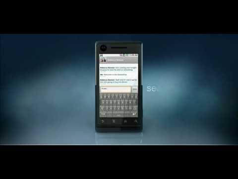 Motorola MileStone Droid Promo Commercial
