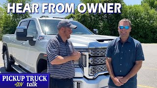 Owner+Journalist 2020 GMC Sierra HD Review - MPG, Towing Thoughts