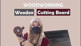 [DIY TIME] Woodworking | Buat Cutting Board  Sendiri Guna Scrap Wood