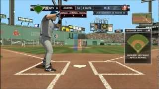 MLB 2K12 Gameplay Game Booster 3.5