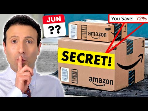 The HUGE Amazon Secret Sales Day YOU DON'T KNOW ABOUT! (Updated Hourly)