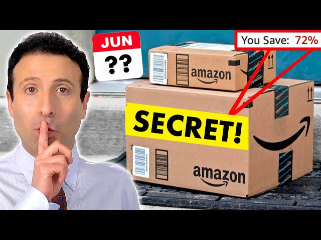 The HUGE Amazon Secret Sales Day YOU DON\'T KNOW ABOUT! (Updated Hourly)