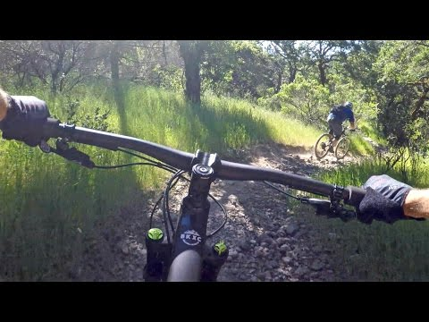 THE BAY AREA'S BEST? Mountain Biking Annadel In Santa Rosa