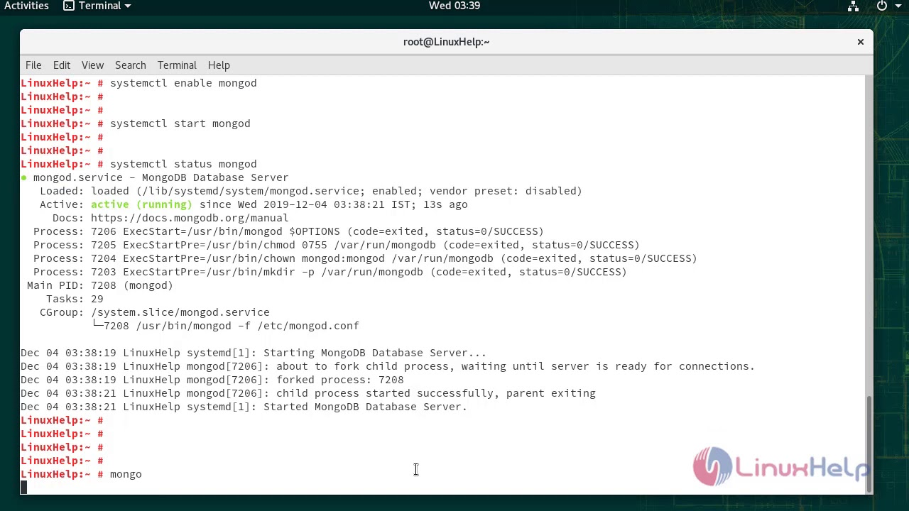 How to install MongoDB on OpenSUSE 15.1 - YouTube