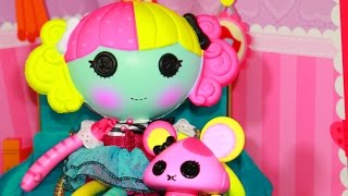 Lalaloopsy Magical Princess Saffron Lalaloopsy Dollhouse Doll Toy Unboxing Video AllToyCollector