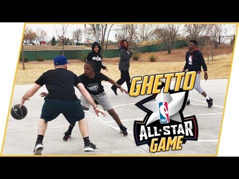 Ghetto MAV3RIQ All-Star Game!