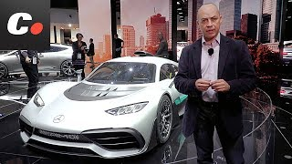 Mercedes-AMG Project One   Salón de Frankfurt IAA 2017   Coches.net