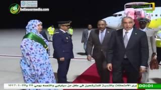 الوزير الاول يعود الى ارض الوطن قادما من الجزائر بعد اختتام اجتماعات اللجنة عليا المشتركة