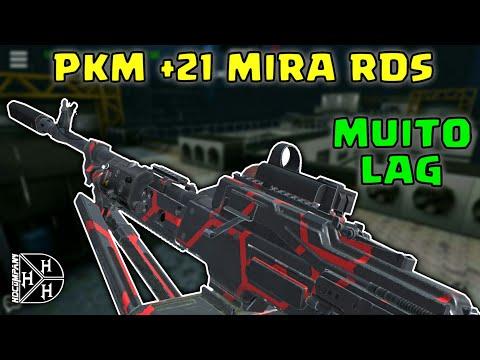 MODERN STRIKE ONLINE - PKM +21 MIRA RDS NO MSO