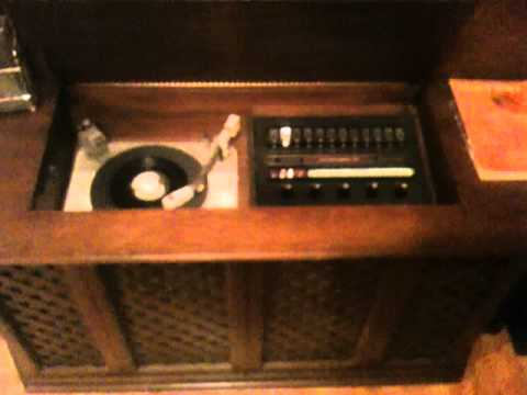 My vintage Clairtone stereo cabinet - My Vintage Clairtone Stereo Cabinet - YouTube